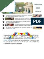 Rosemary Works Newsletter 5th June 2015