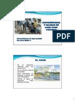 Disponibilidad y Calidad de Agua Para Consumo[1]