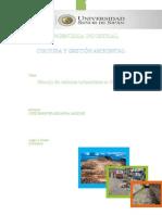 Manejo de residuos industriales en Cajamarca.