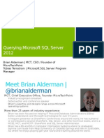 Module_1 Introducing SQL Server 2012od1