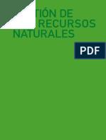 3 Gestion Recursos Naturales2013