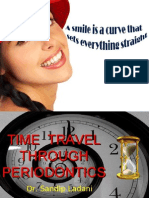Time Trave Through Periodontics