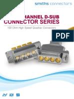 Fibre Channel D Sub Brochure