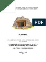 Compendio de Petrologia