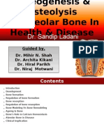 5. Osteogenesis & Osteolysis of Alveolar Bone in Health & Disease 18-11-09