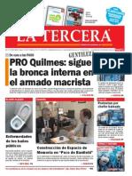 Diario La Tercera 12.06.2015