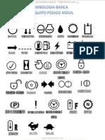 Material Simbologia Basica Equipos Pesados