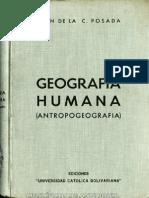 1941 GeografiaHumana(Antropogeografia) UCB