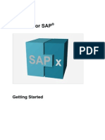 Connect for SAP - Getting Started