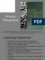 Chapter 1 Strategic Management