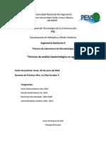 Técnicas de análisis bacteriológico de las aguas.pdf