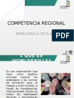 Competencia Regional
