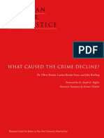 Crime Rate Report