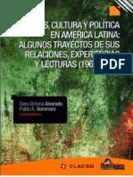 Alvarado y Vommaro - Jóvenes, Cultura y Política