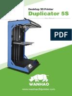 D5S User Manual Rev.B