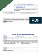 Manual de Contabilidad Patrimonial Activo Fijo