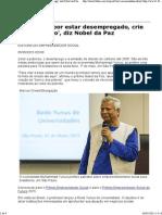 2015 - Empreendedor Social - Folha de S.paulo