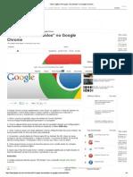 Olhar Digital 25 Truque...Didos No Google Chrome