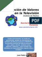 Valores Humanos Prensa Clase5