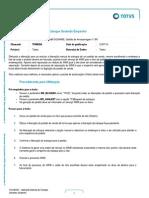 WMS BT Liberacao Manual Estoque Gerando Empenho TPMRQG