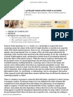 CATHOLIC ENCYCLOPEDIA_ Cosmology.pdf