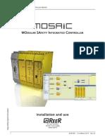 User Manual English - REER MOSAIC M1