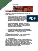 Amelogénesis Imperfecta
