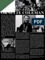 Ornete Coleman