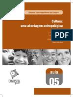 Cultura - Uma Abordagem Antropológica