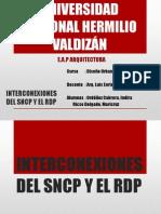 Interconexión Entre El Registro de Predios y El SNCP