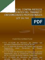 presentacion- Ley 16.744