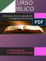 Curso Biblico Introduccion