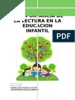 La Importancia de La Lectura en La Educacion Infantil