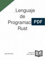 El Libro de Rust (Lenguaje de Programación)