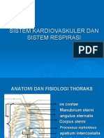 Sistem Kardiovaskuler Dan Sistem Respirasi