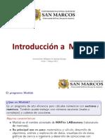 Introducción _ Matlab