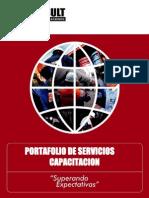 Portafolio Capacitación MARCONSULT