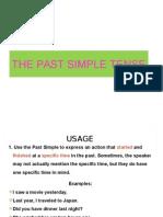 Simple Past (1)