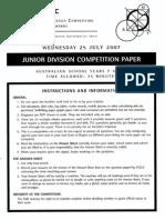 2007 Junior Maths Comp.pdf