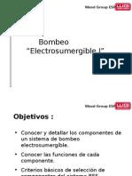 Bombeo Electrosumergible I