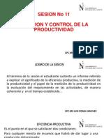 Medicion y Control de La Productividad