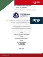 Los Alfareros Del Valle de Pachacamac_relaciones Costeño – Serranas a Través Del Análisis Arqueométrico de La Cerámica