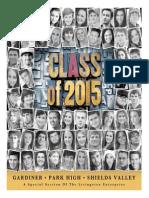 2015 Park High Graduation