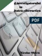 Manualul Investigatorului Criminalitatii informatice