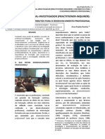 Artigo Practitioner Inquirer