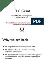 tlc project for north mahaska