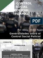 Control Social Policial