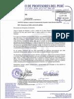 Oficio N° 054-2015/CPPe