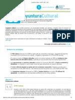Coyuntura Cultural - SInCA - Año 1 - Nº 2