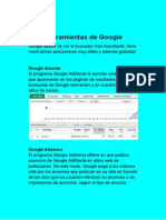 ConsultaHerramientasdeGoogle
